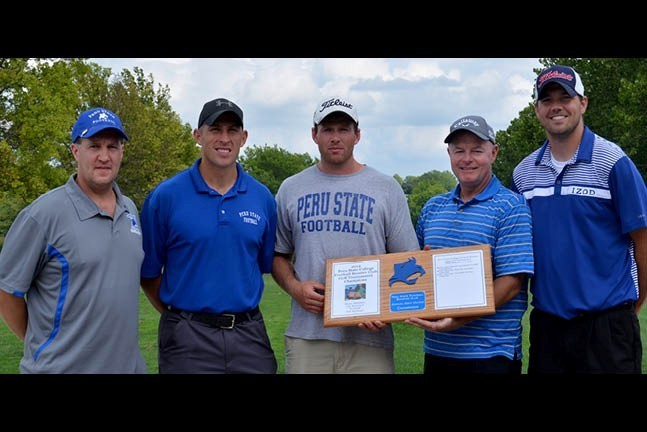 Peru State FB Booster Golf Tourney